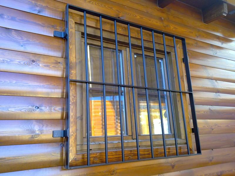 Rejas modernas para ventanas modelos de rejas para ventanas panoramicas rejas para ventanas - Rejas de madera ...